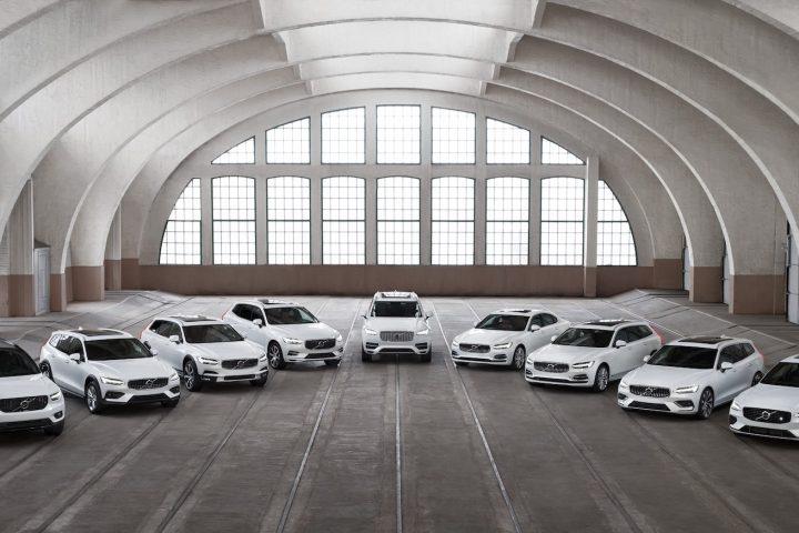 Die Geschichte der neuen Volvo-Designsprache