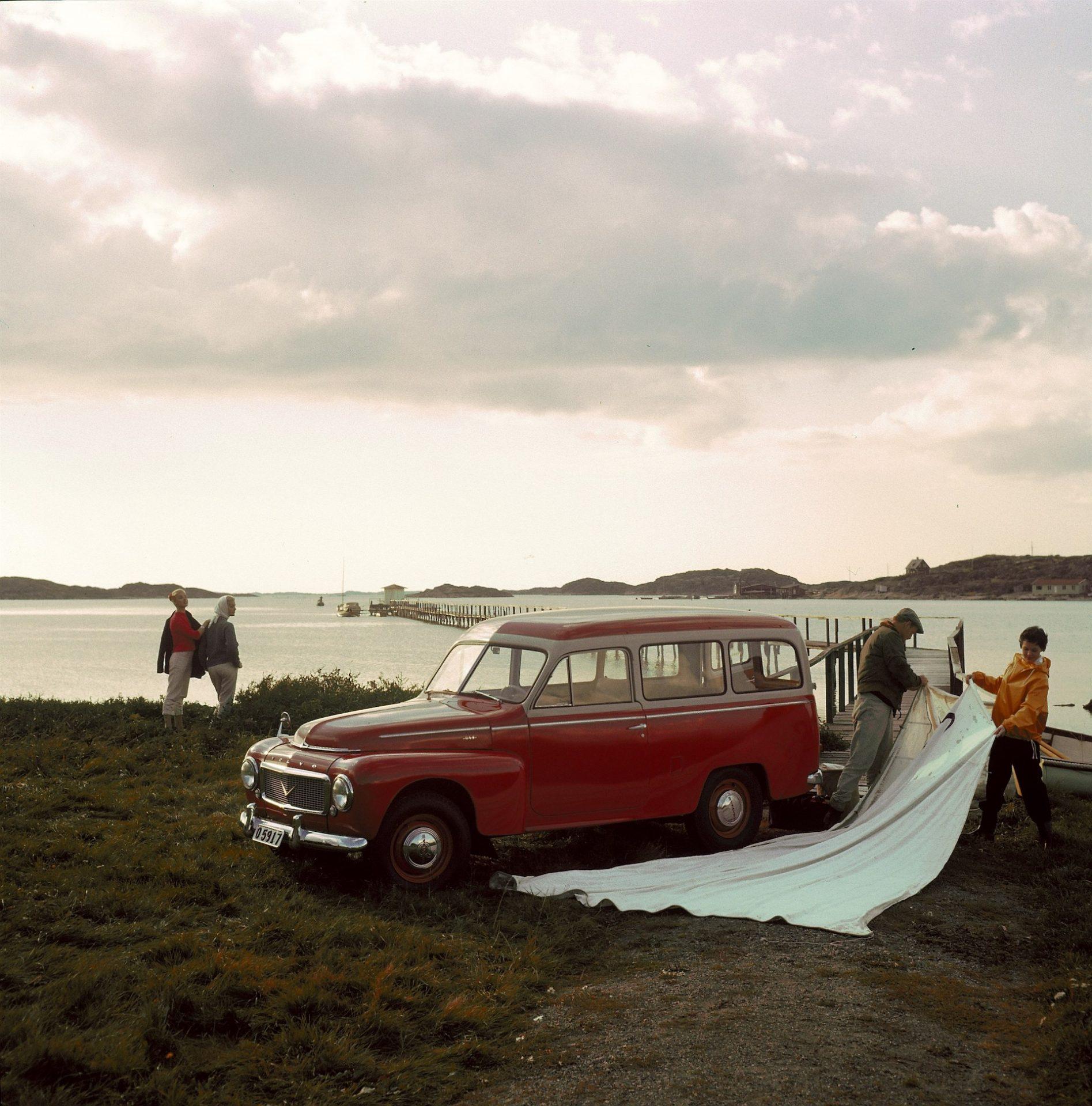 Volvo PV 445 Duett