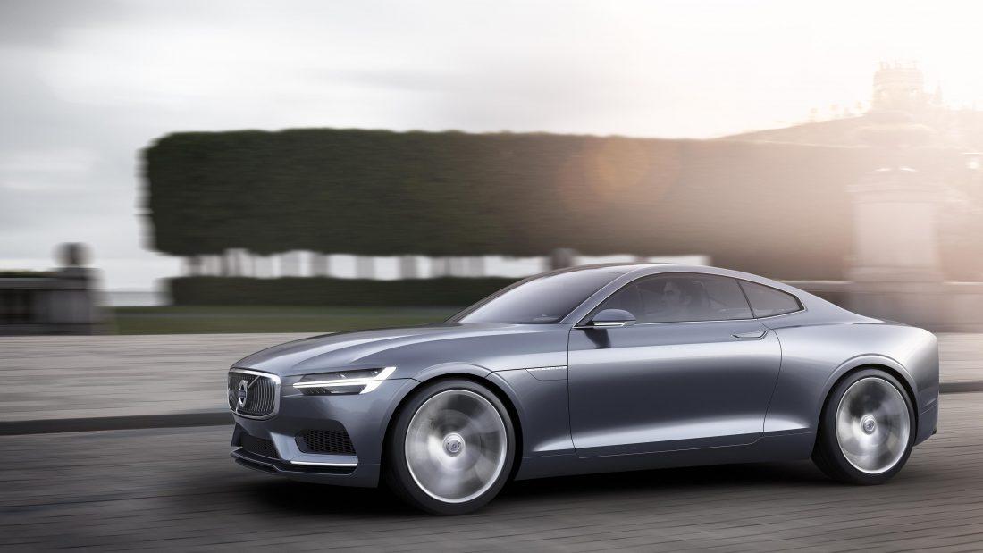 Volvo Concept Coupé – Die selbstbewusste Schönheit