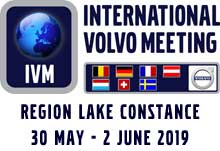 International Volvo Meeting 2019