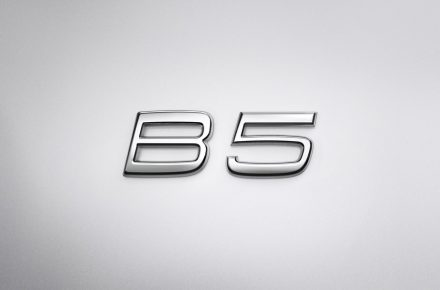 Volvo Cars Hybrid-Antriebspalette