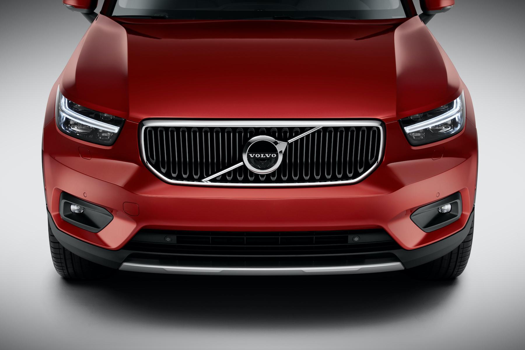 Designers Notebook: Wie ich das Exterieur des Volvo XC40 designt habe