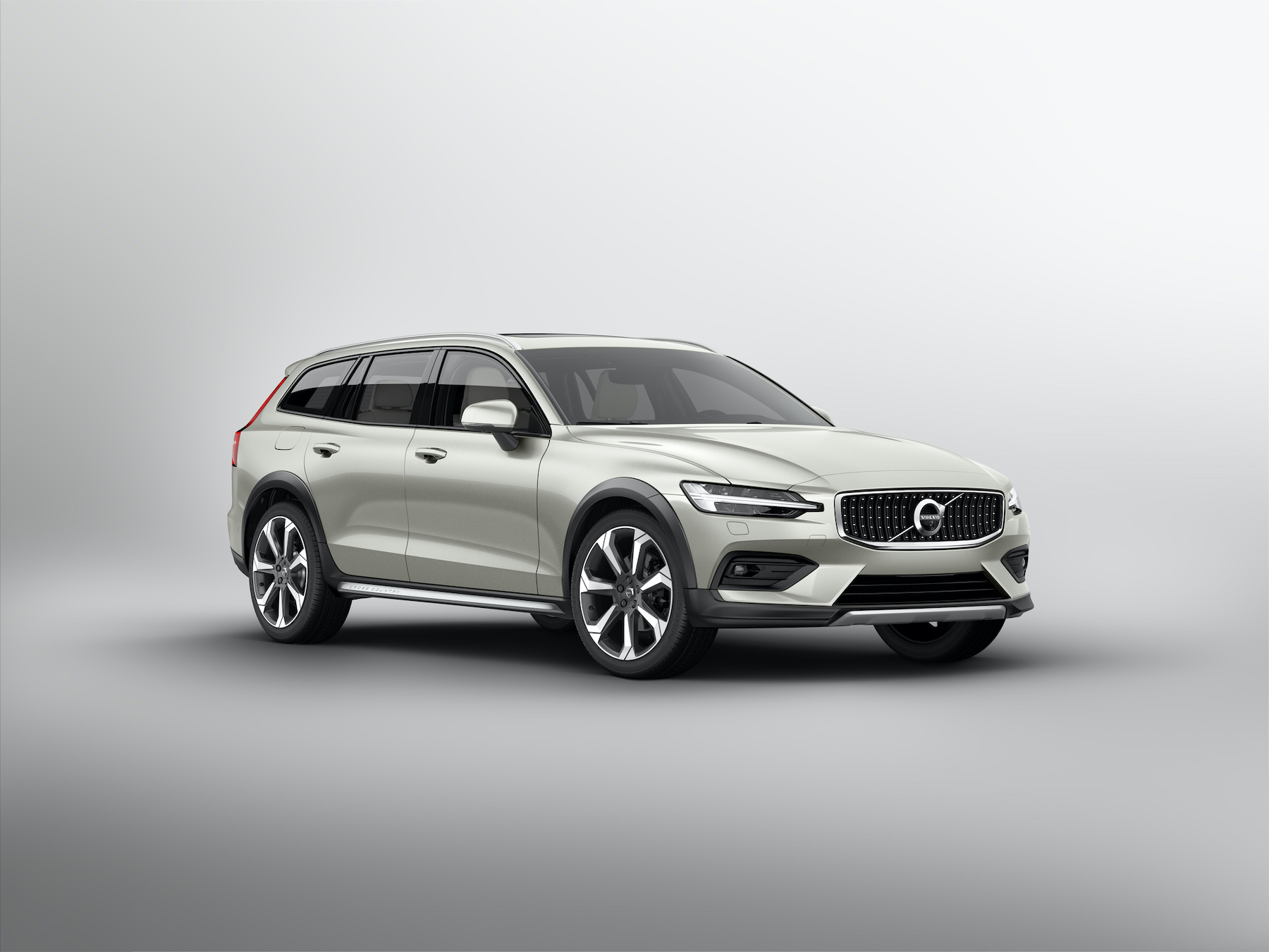 V60 Cross Country Exterieur