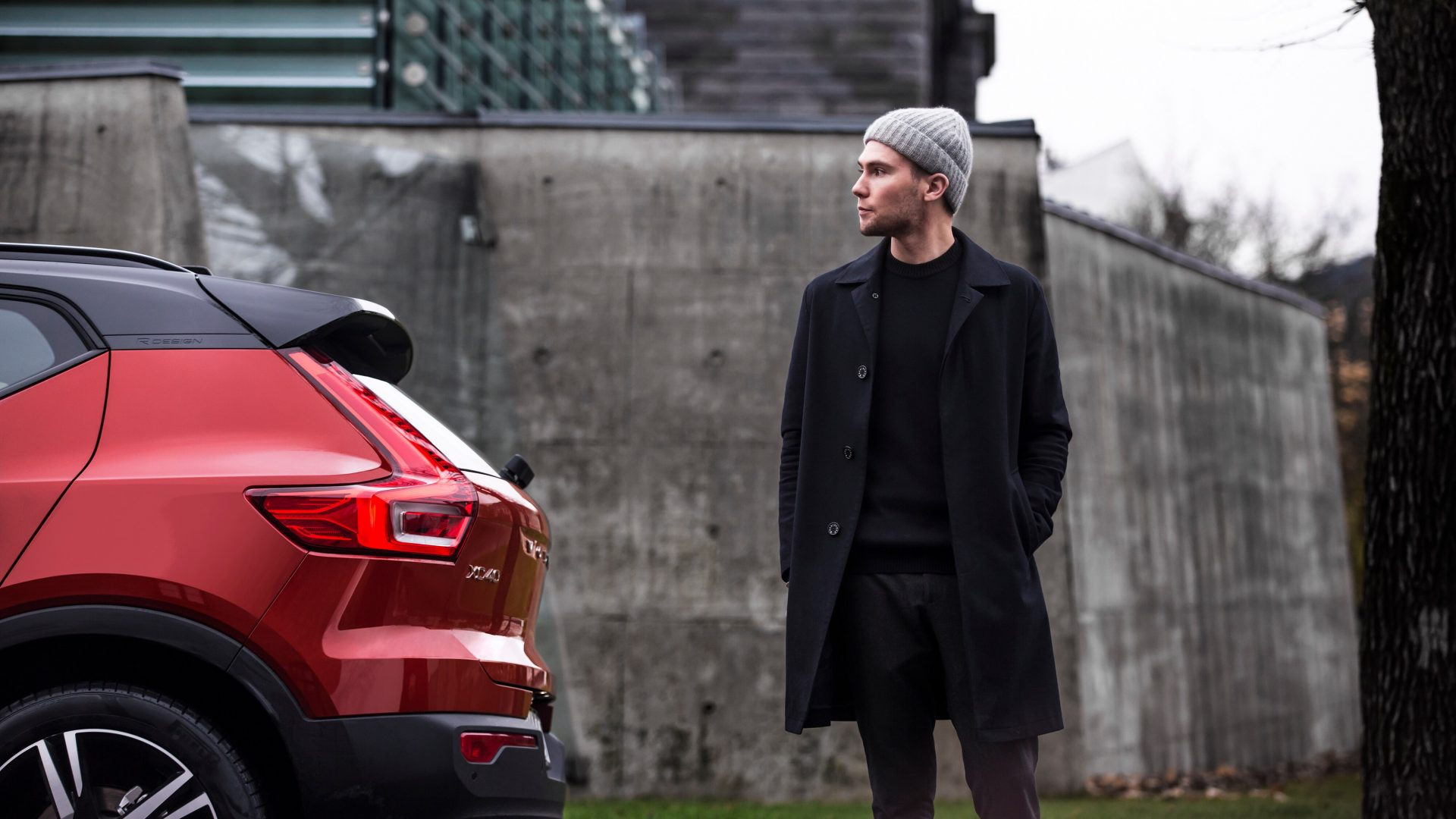 Volvo XC40 Exterieur