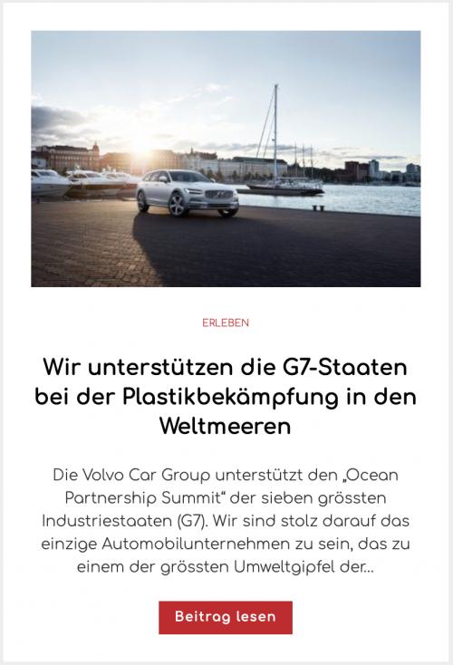 Wir unterstützen die G7-Staaten bei der Plastikbekämpfung in den Weltmeeren