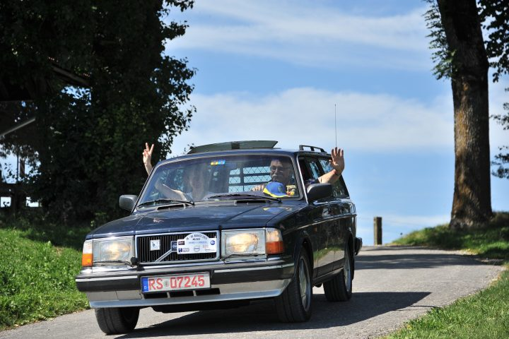 Auf zum internationalen SWISS VOLVO MEETING (SVM) am 24./25. August 2019