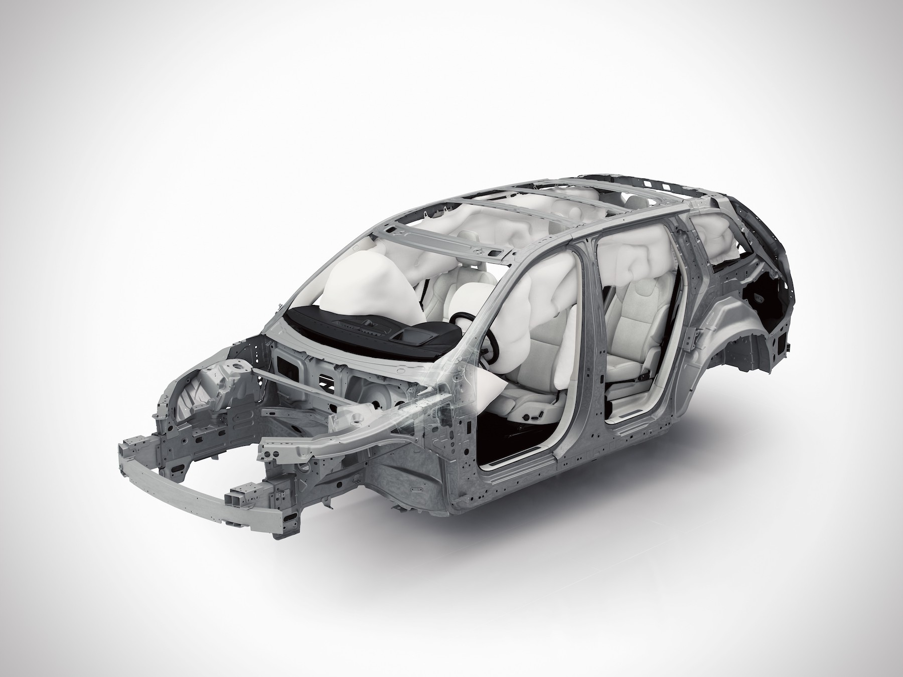 Das sind die wichtigsten Volvo Sicherheitsinnovationen