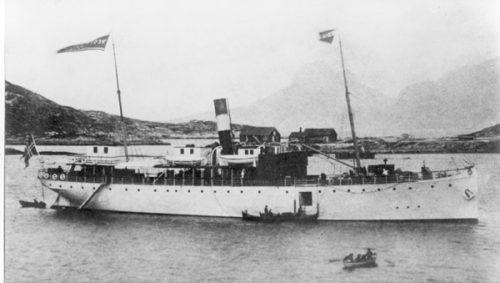 DS (Steamship) Vesteraalen