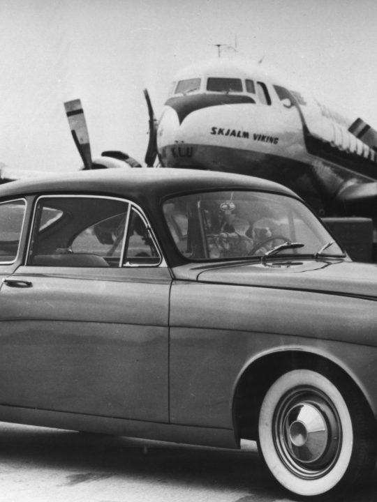 Volvo Margret Rose