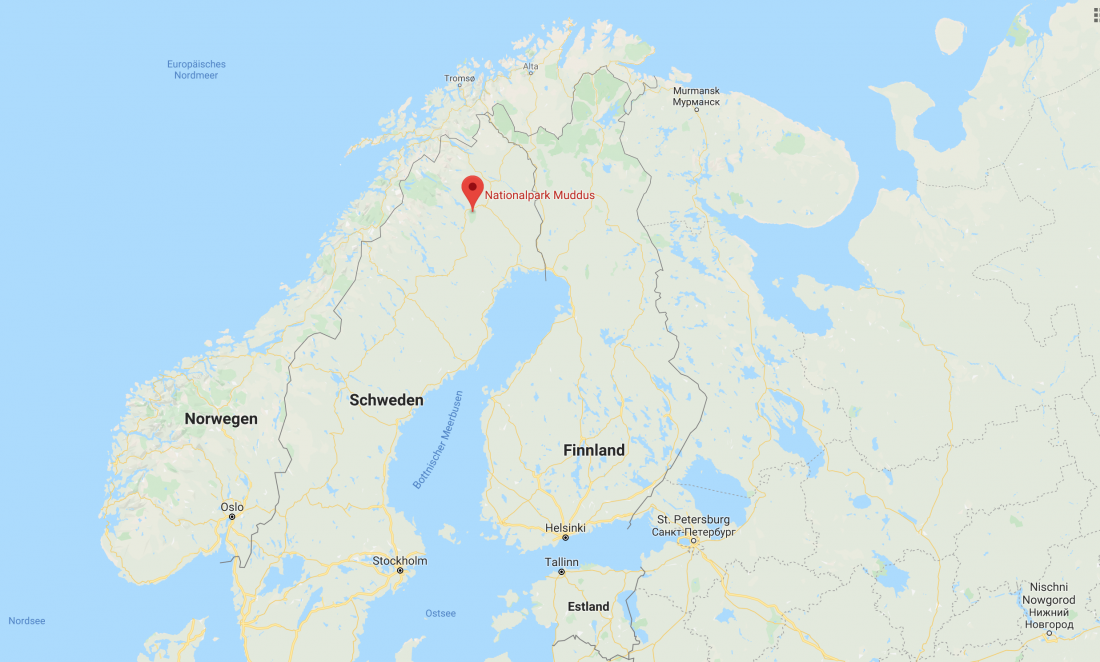 Muddus Volvo Schweden