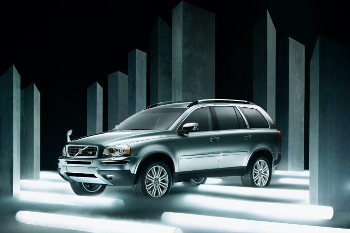 Volvo in Japan