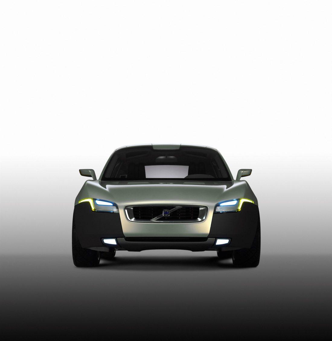 Volvo YCC – Das Auto für die moderne Frauen
