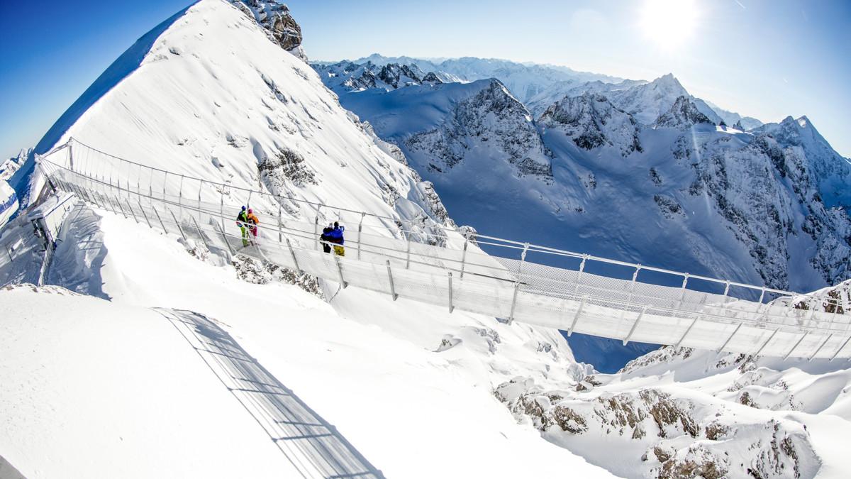 Cliff Walk Engelberg Titlis Volvo Schweiz