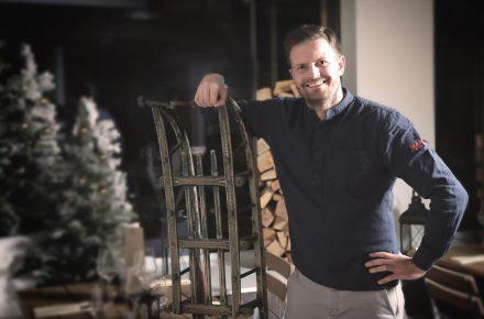 Friend of Volvo Pascal Schmutz verrät uns sein Weihnachtsrezept
