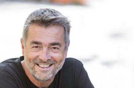 Friend of Volvo Stefan Gubser