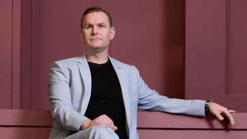 TOMMY HANSSON STRAND Director Consumer Connected Services Volvo Cars