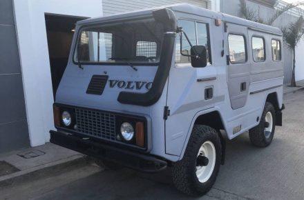 Volvo C202 Laplander