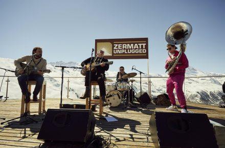 Zermatt Unplugged Volvo