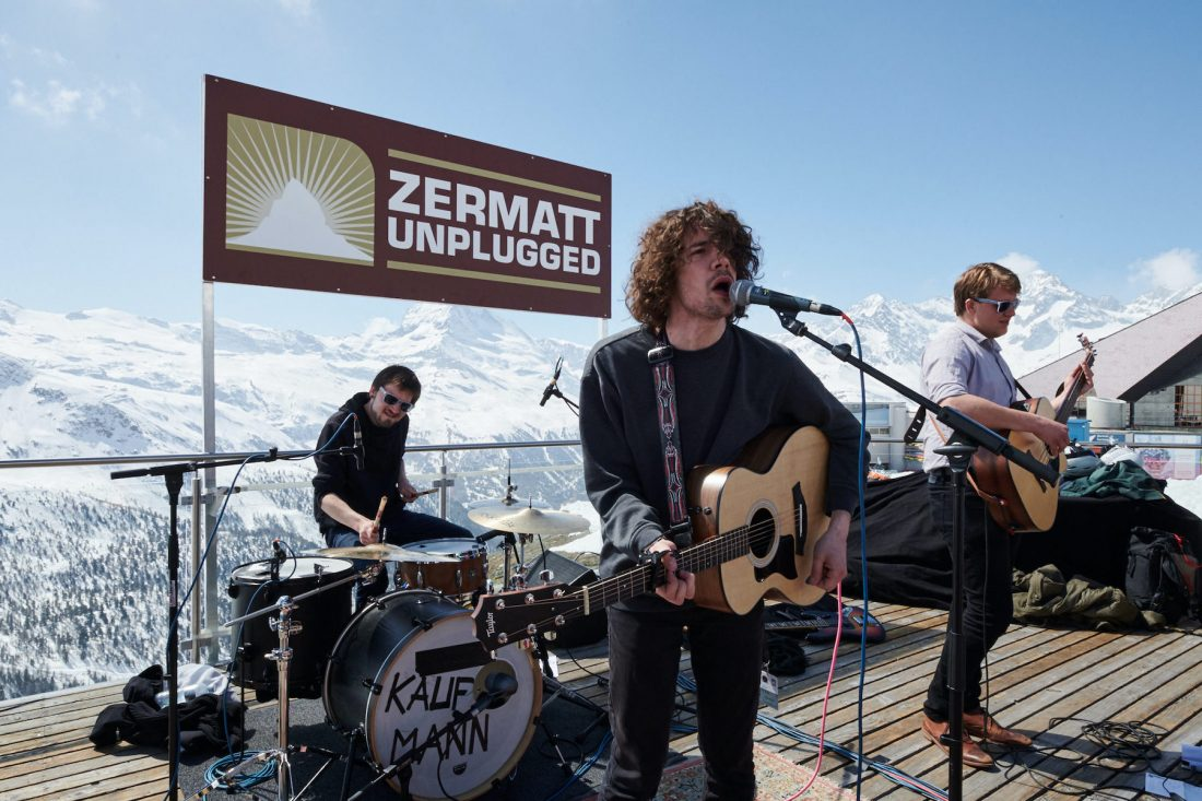 Save the date: Zermatt Unplugged vom 14. bis 18. April 2020