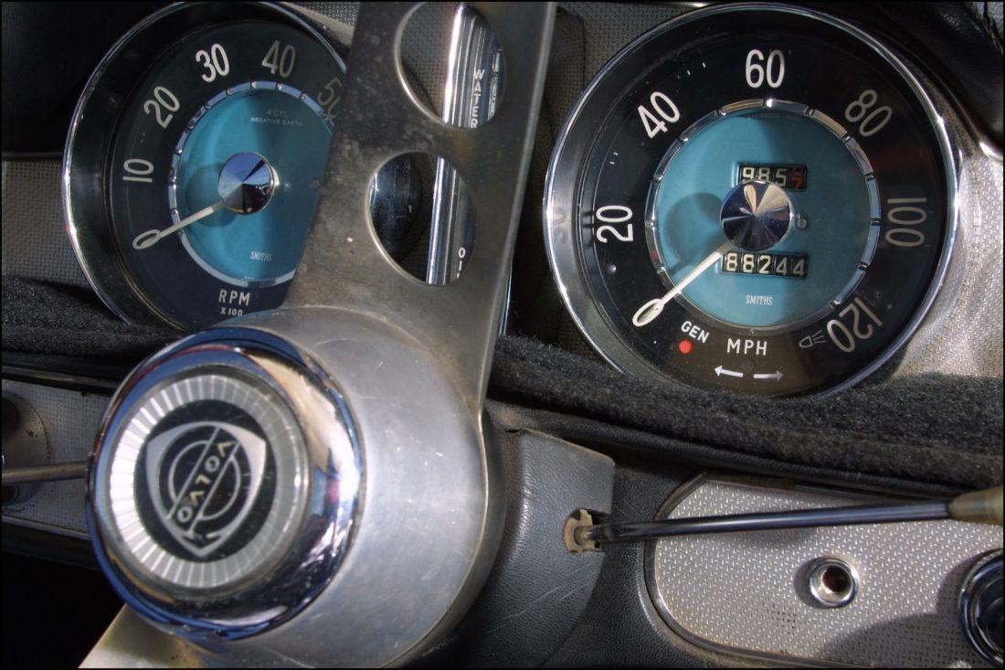Volvo P1800 Irv Gordon