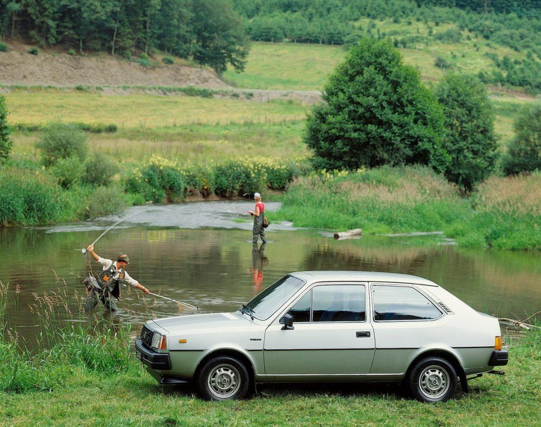 Volvo 343: Ein italienischer Schwede aus Holland