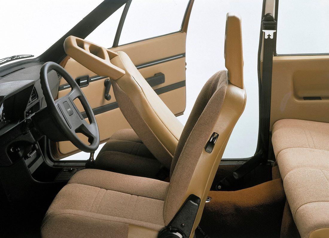 Volvo 343 Interieur
