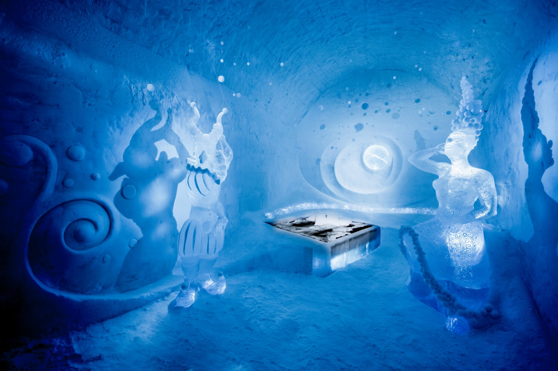 Das coolste Hotel der Welt: Icehotel Jukkasjärvi