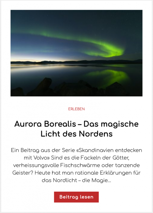 Aurora Borealis – Das magische Licht des Nordens