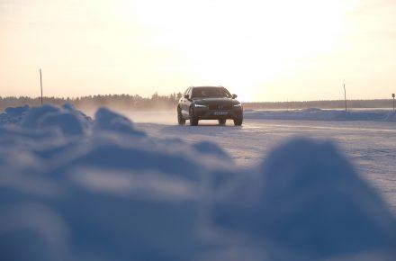 Kiruna Volvo Cars Test