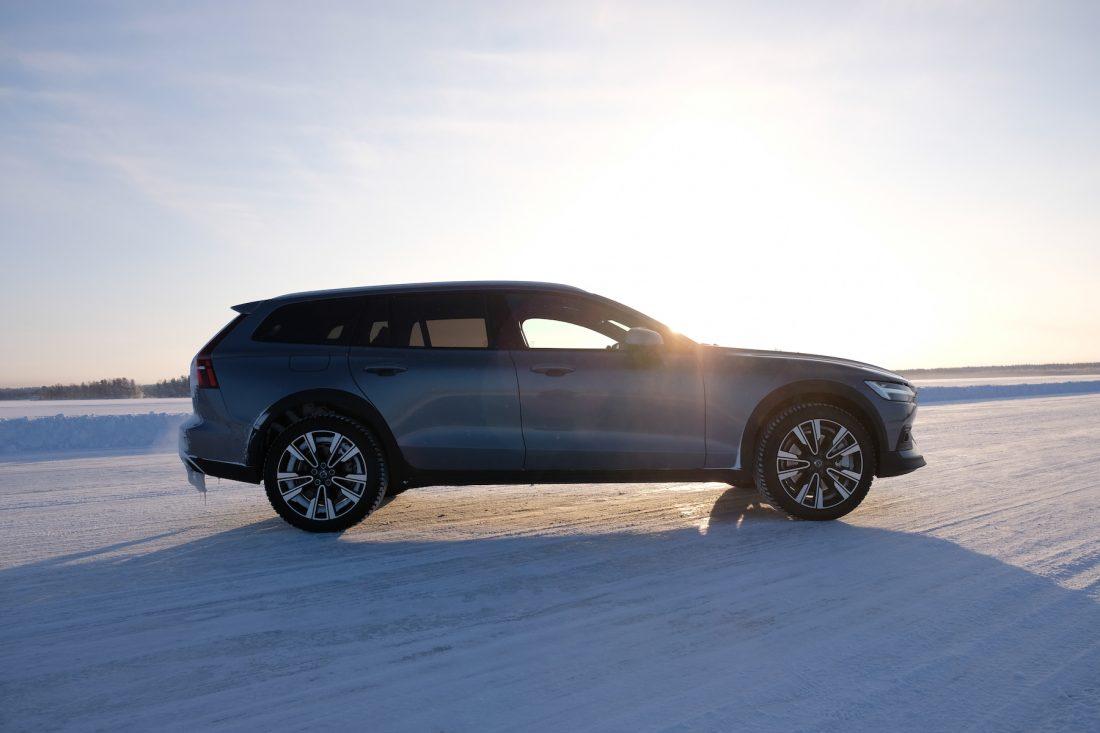 Der Volvo, der aus der Kälte kam – Extremtests in Lappland