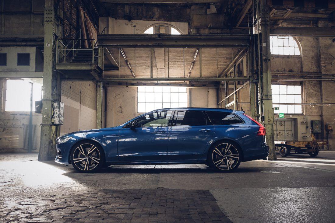Volvo V90 – immer noch eine ausgezeichnete Wahl