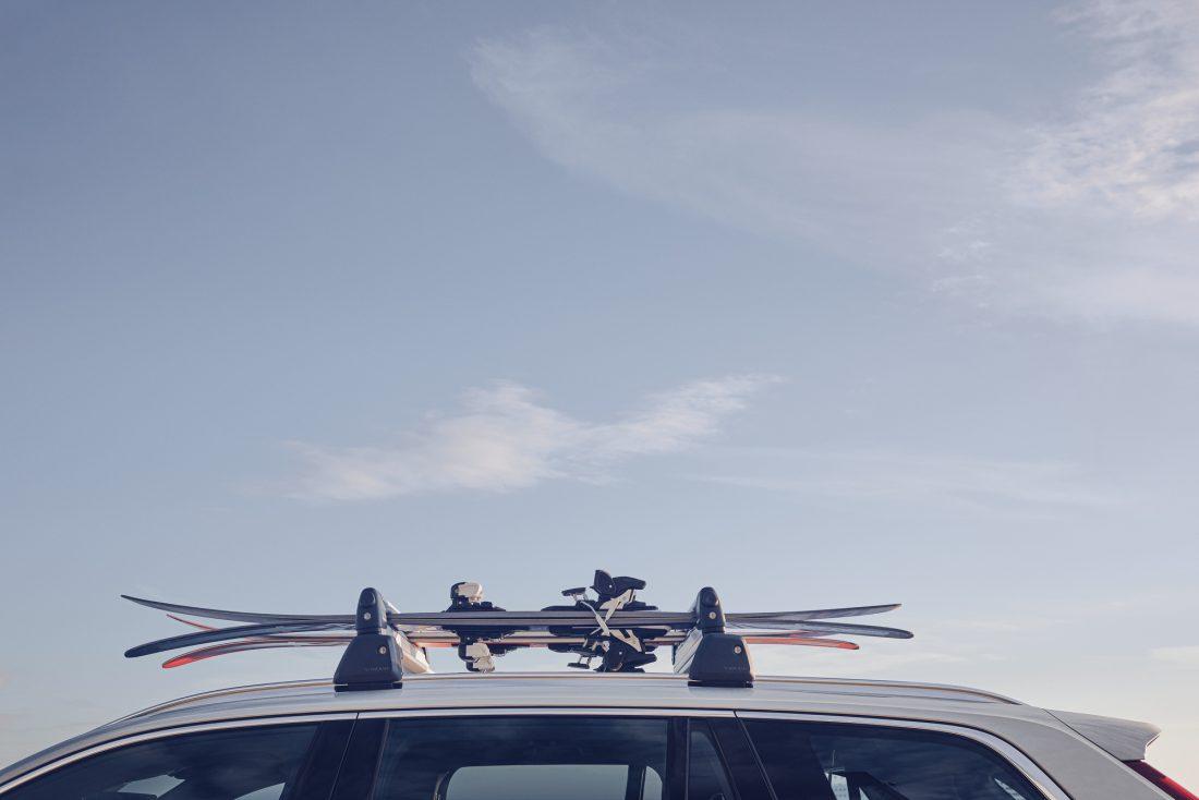 Volvo Skiträger