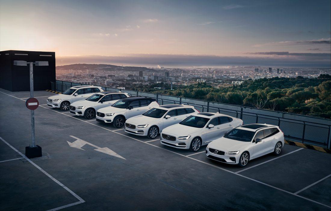 Volvo Schweiz verzeichnet erneut ein Rekordjahr