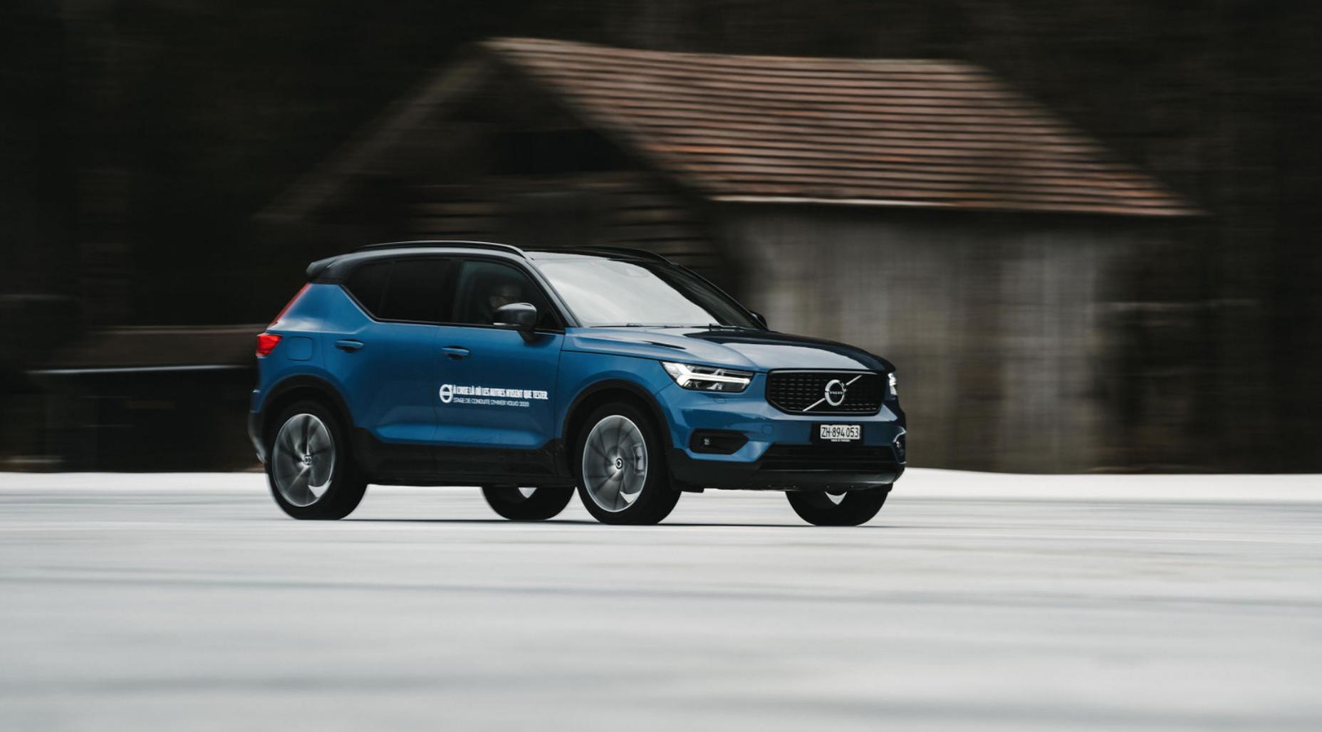 Volvo_Winterfahrtraining_Gstaad_6