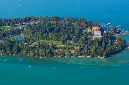 Mainau Island, Lake Constance