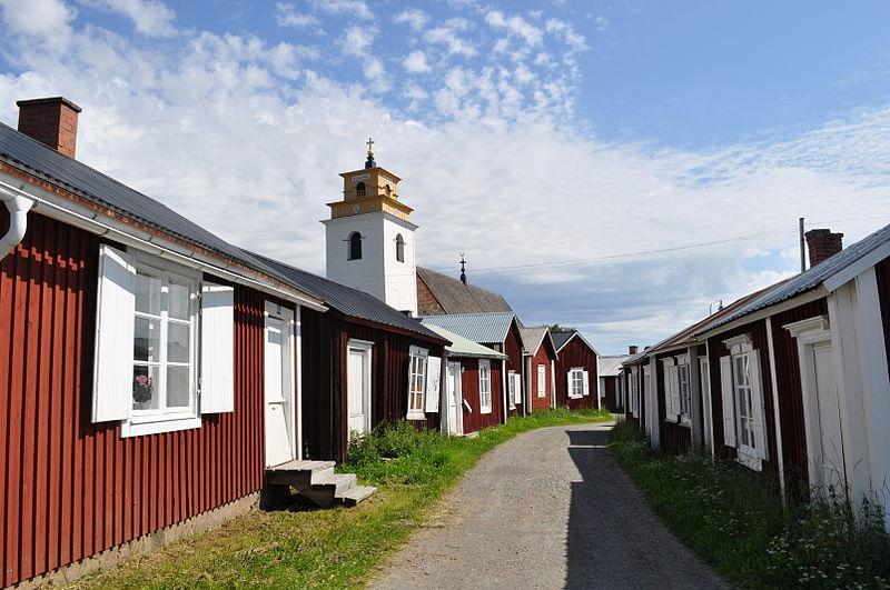 Gammelstad_Visitor_Centre