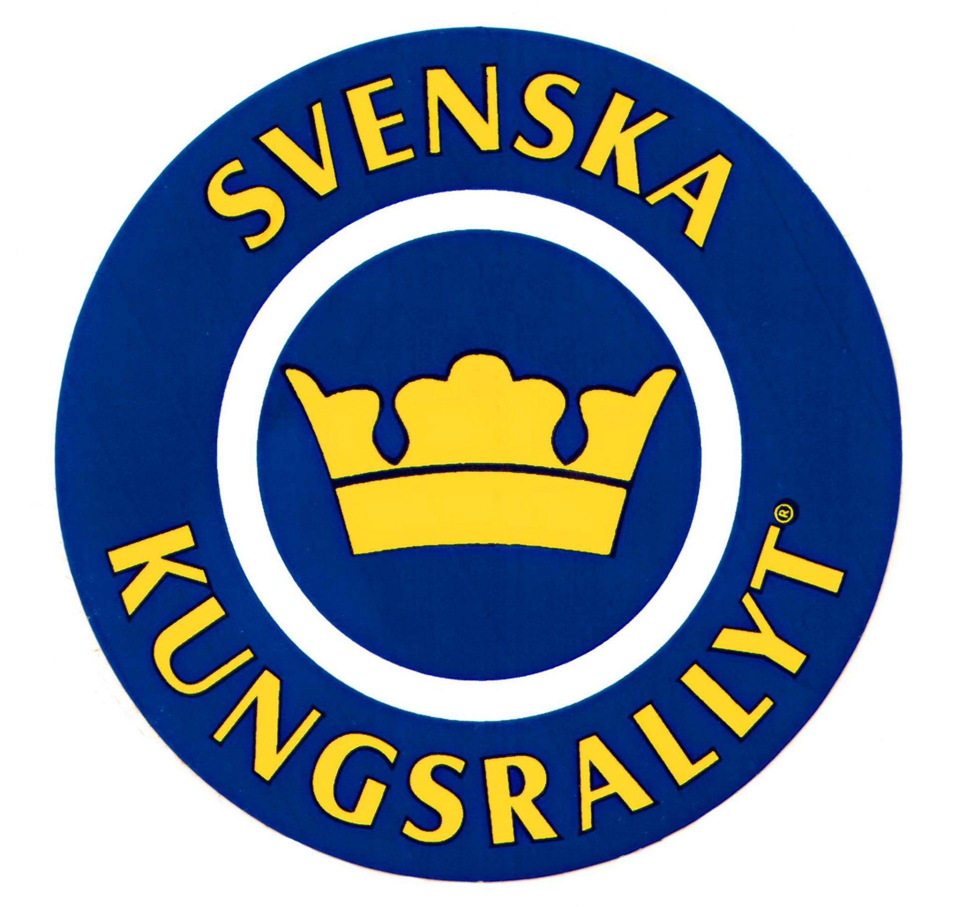 Svenska Kungsrallyt Logo