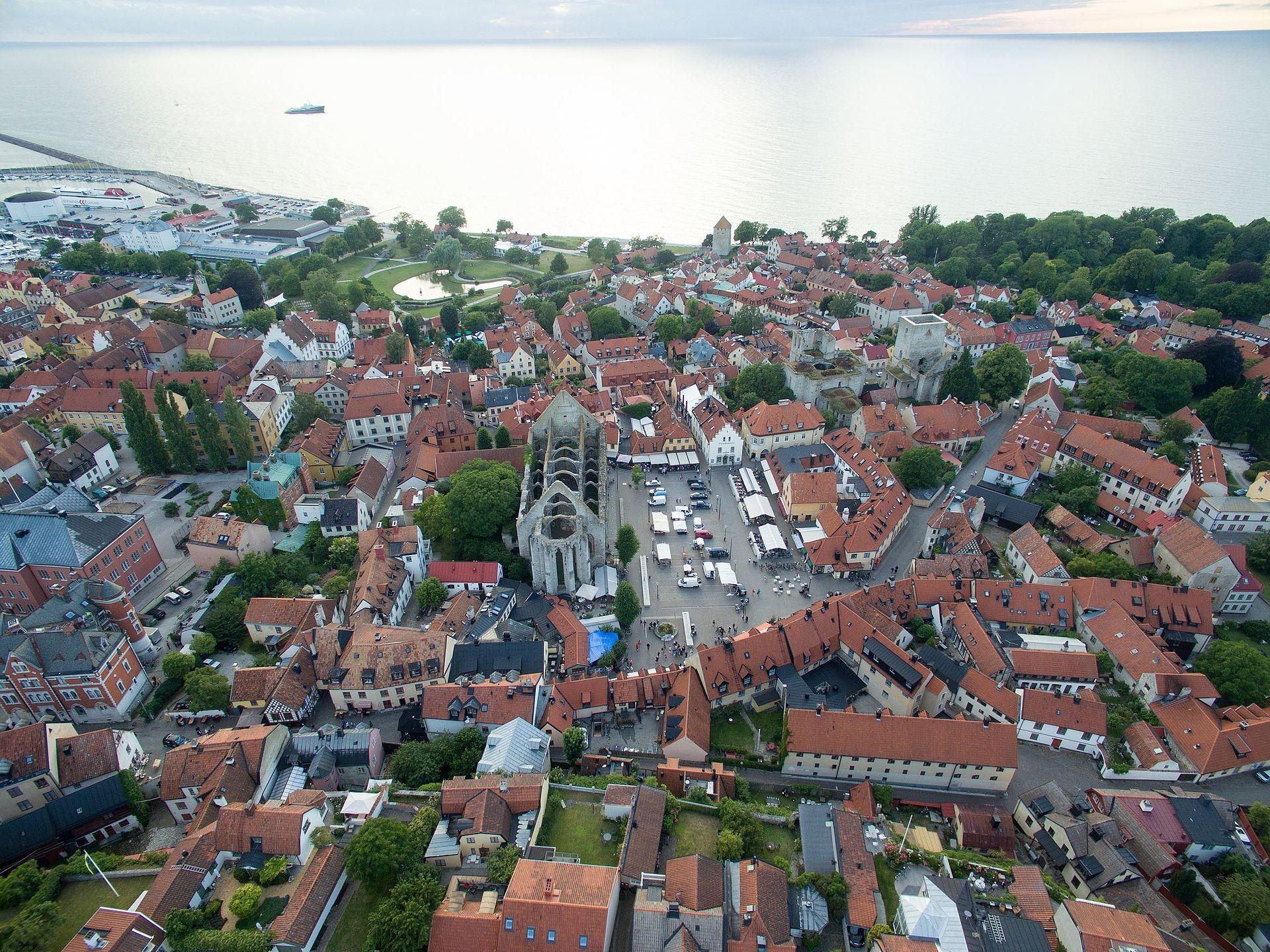 Visby_Stora_torget