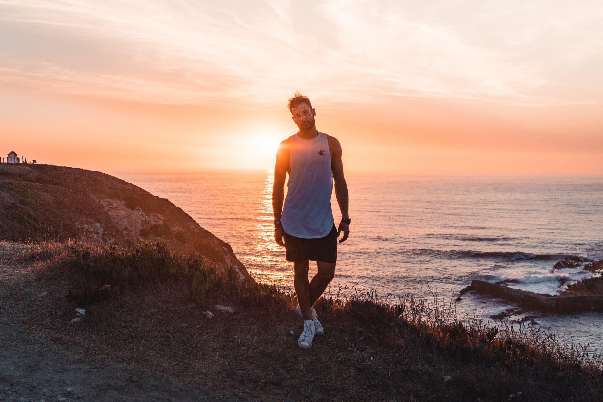 Sam bei Sunset