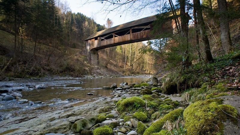 Sprechende Bruecke © Archiv Appenzellerland Tourismus AR