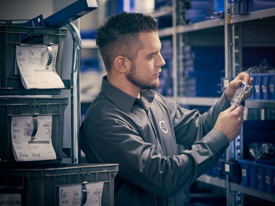 Volvo Customer Service Process, Retail_2018_7
