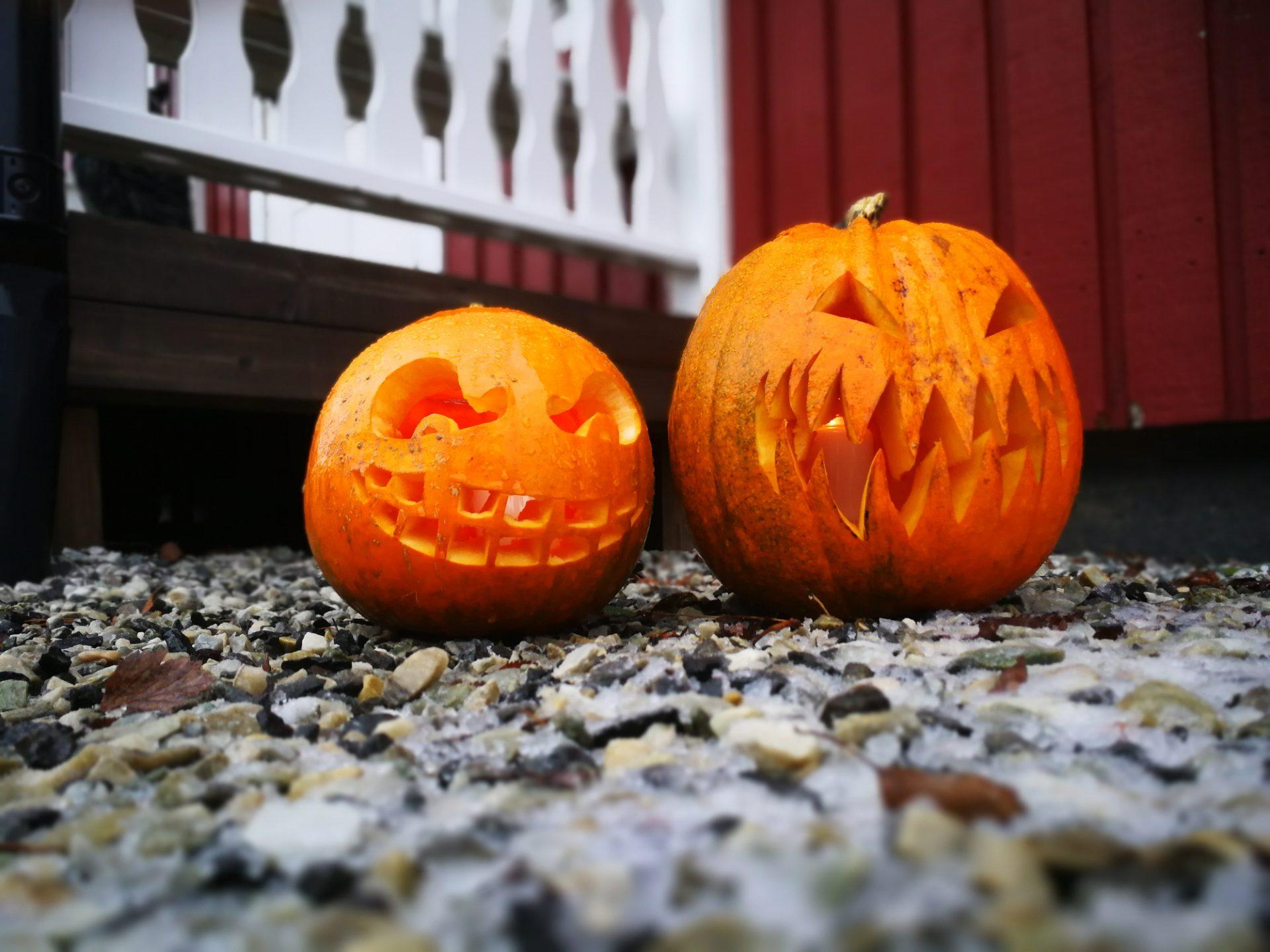 Halloween time.pumpkins face