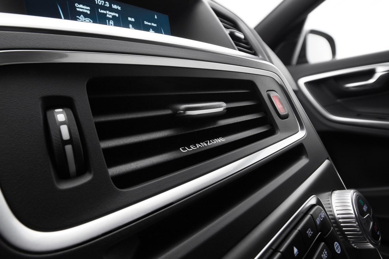 Volvo S60 und V60 CleanZone