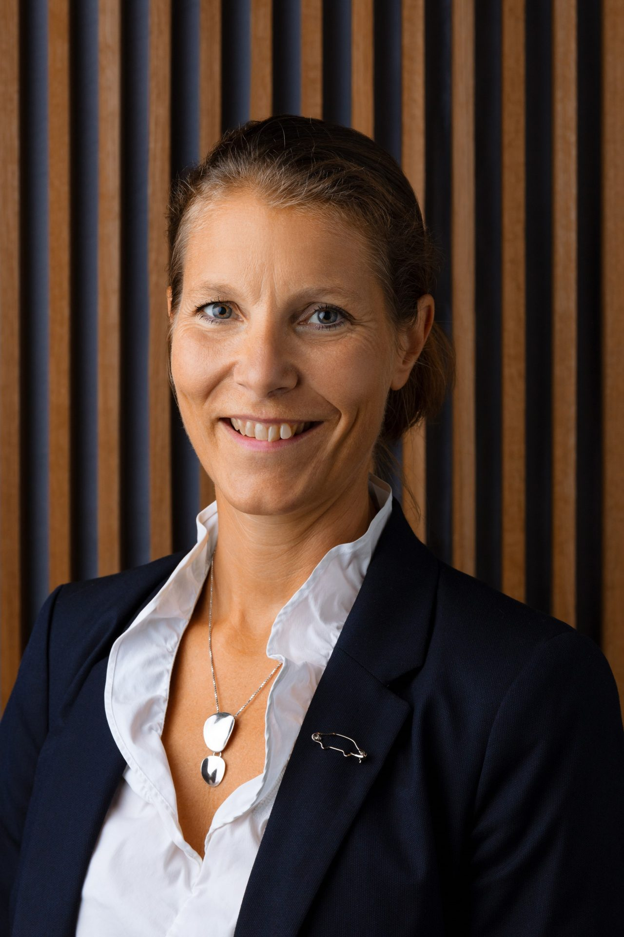 Malin Ekholm, head of the Volvo Cars Safety Centre