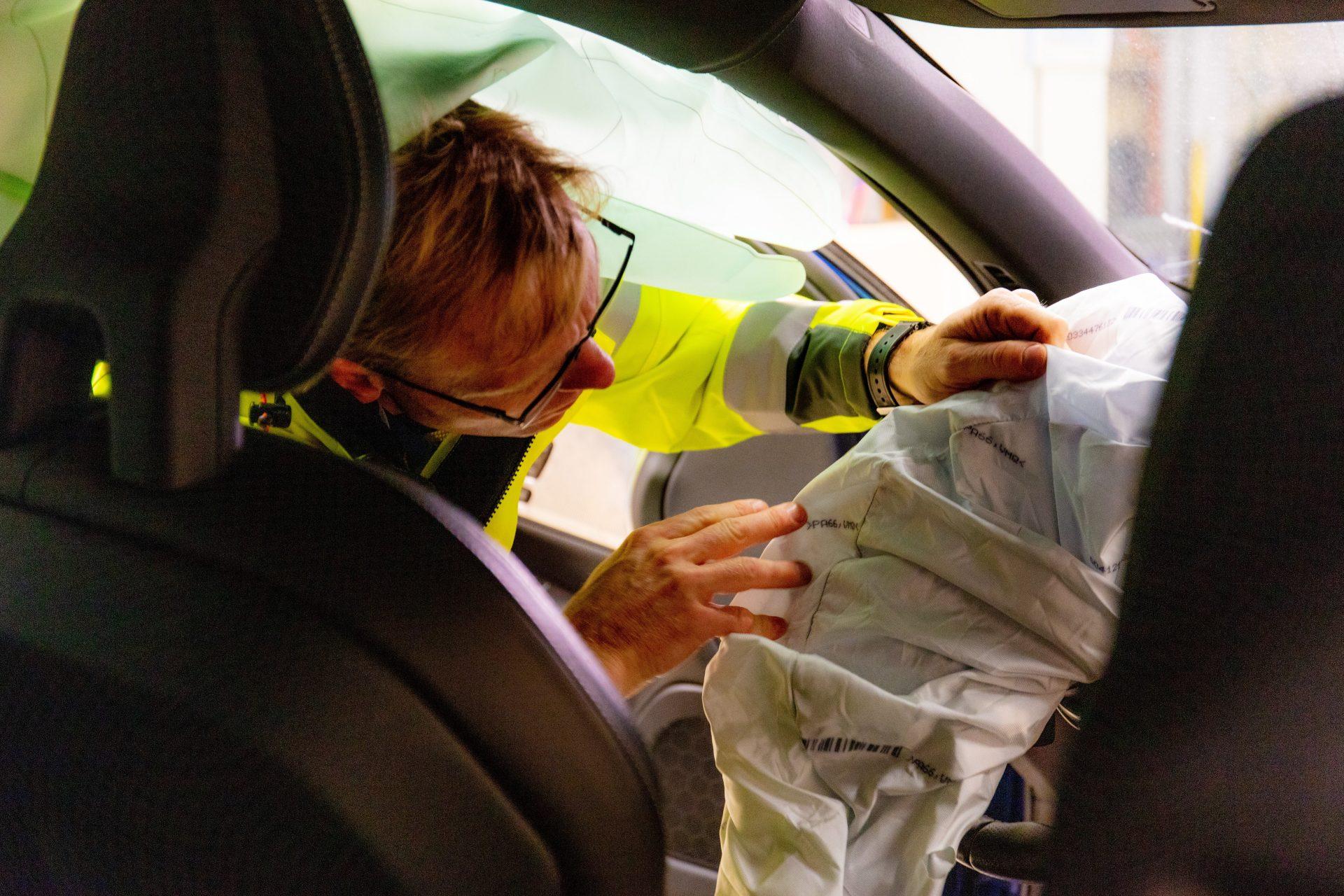 Crash Scene Investigators