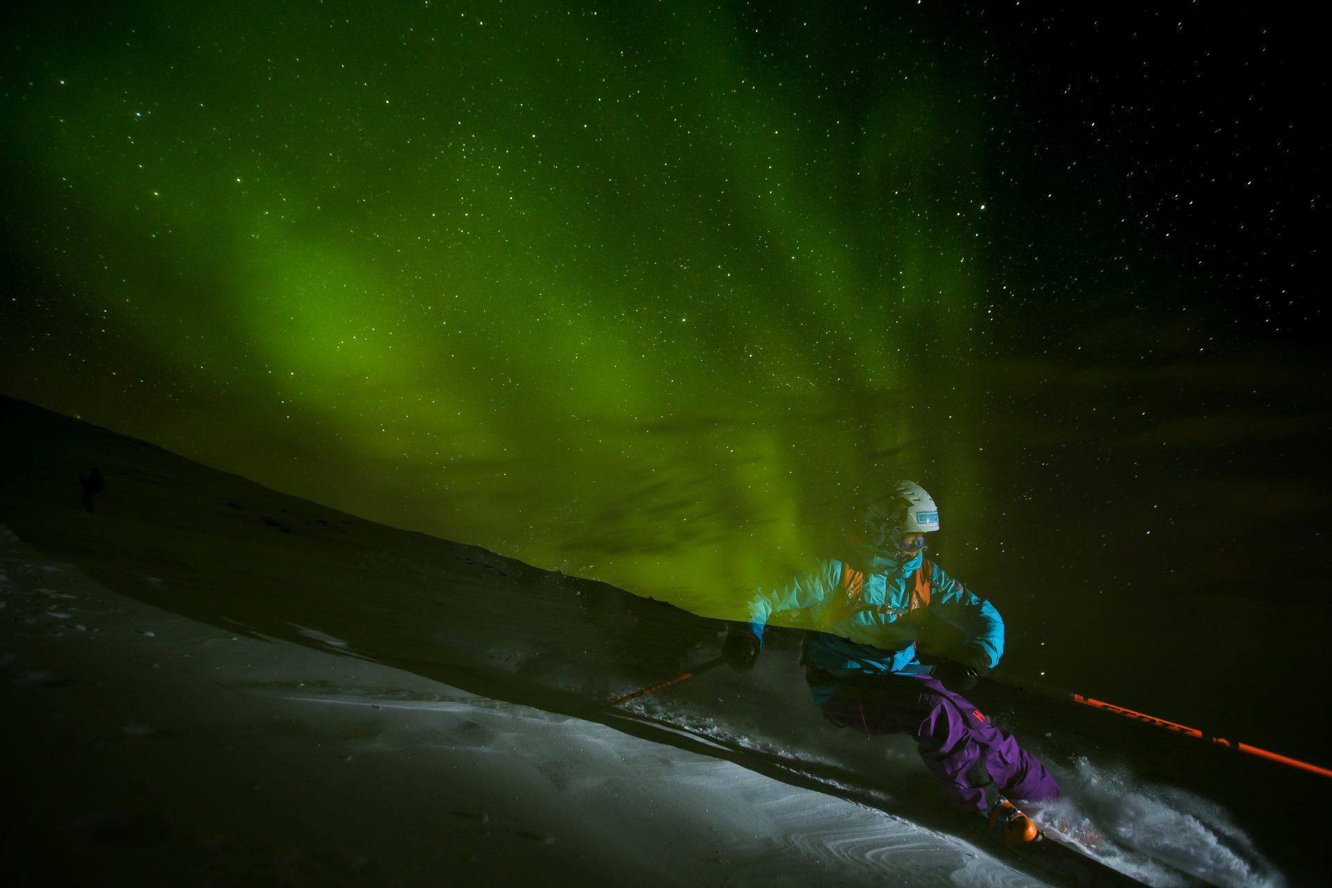 Jackie Paaso Lapland sweden