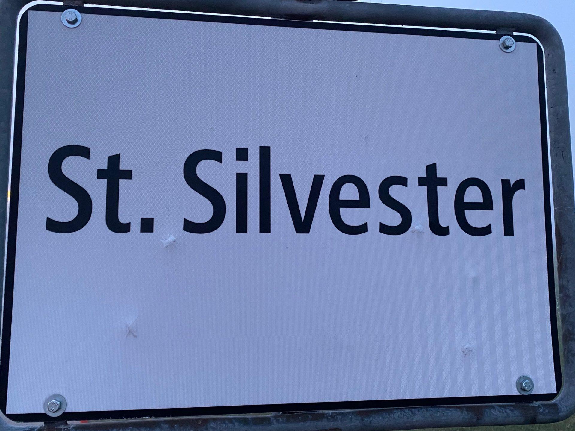 St-Silvester_Ortsschild