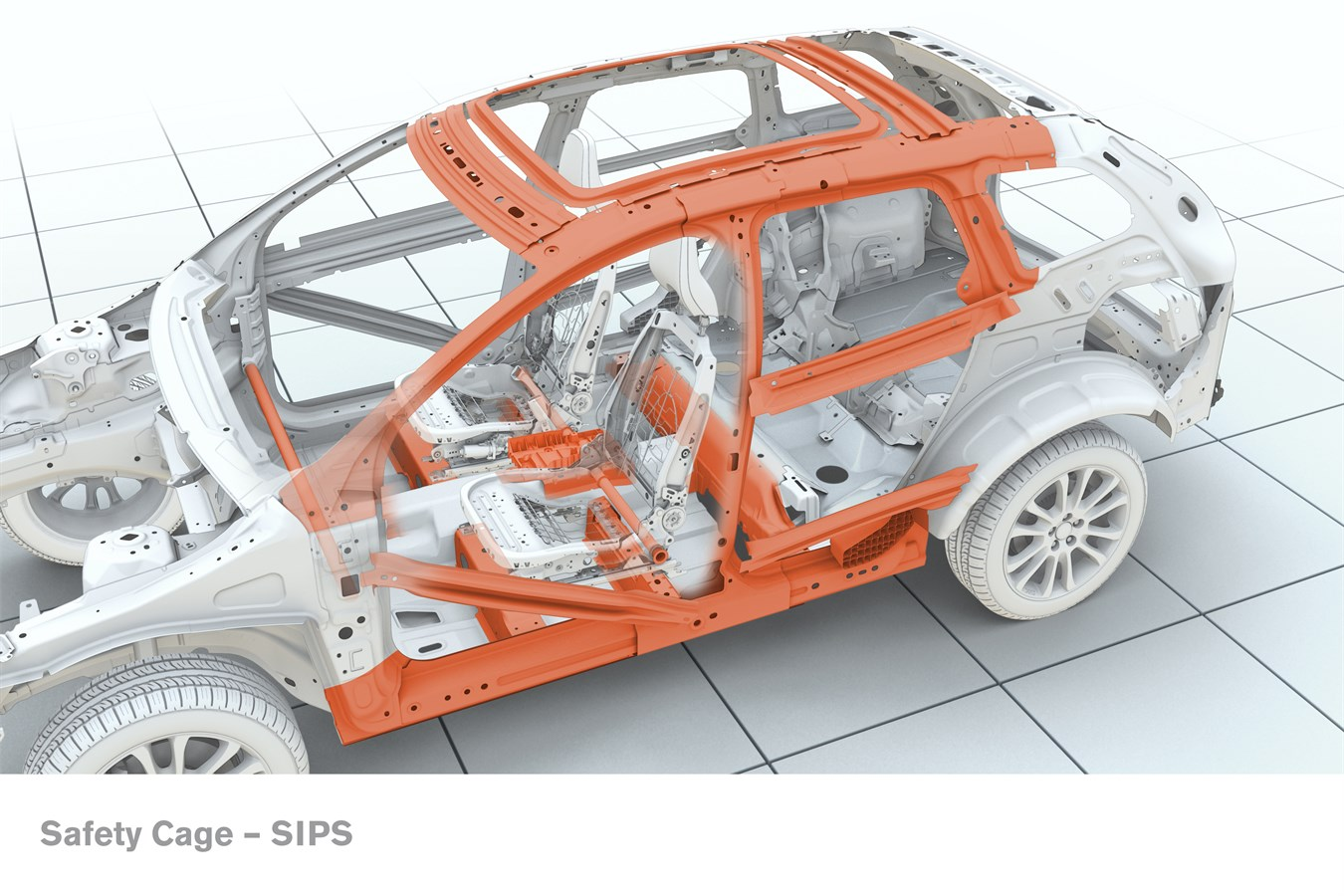 Volvo_Safety Cage_SIPS_XC60