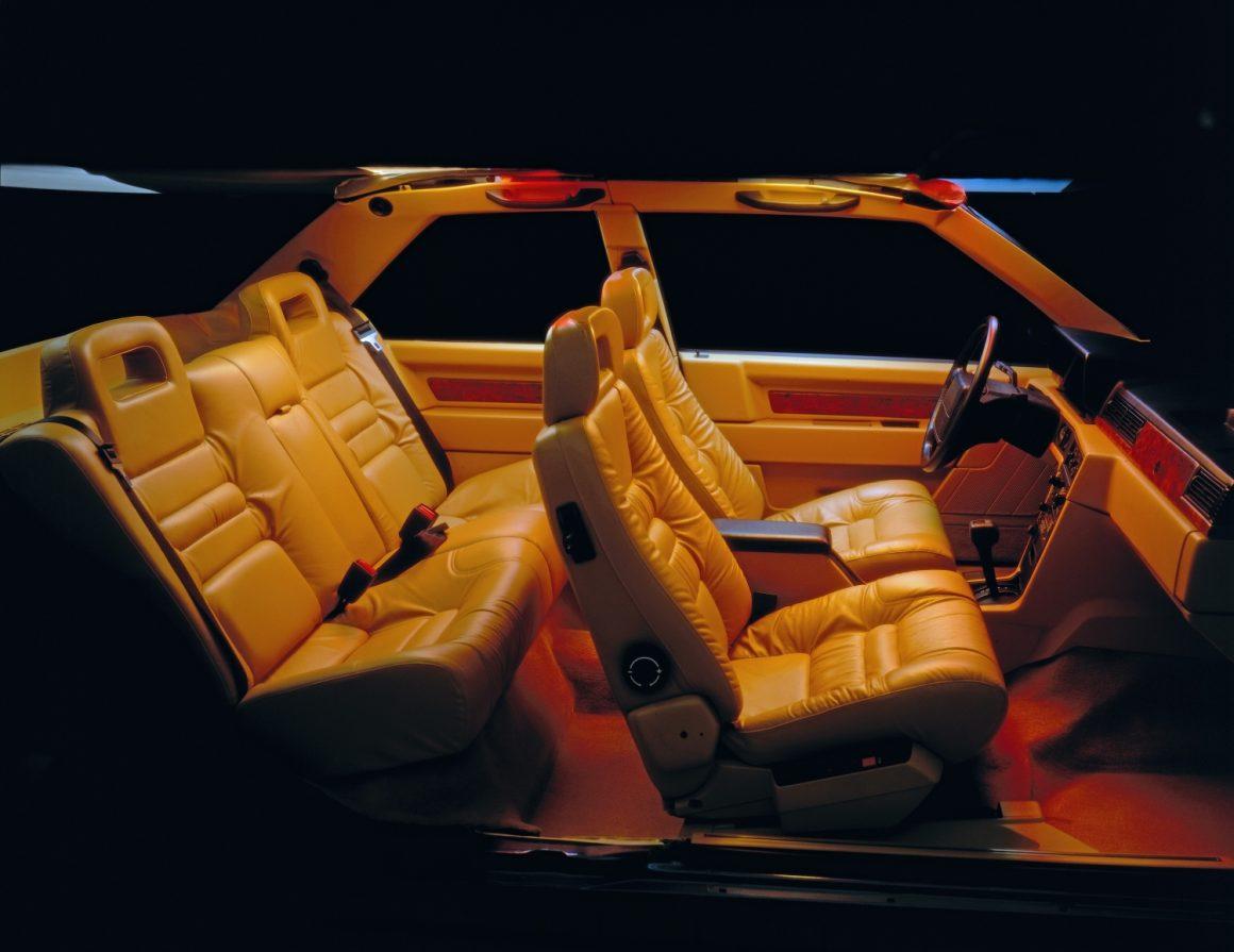Volvo 780, ab 1985