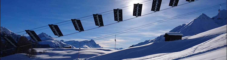 Fantastiska Stopp: Tenna – Skier grâce à l'énergie solaire